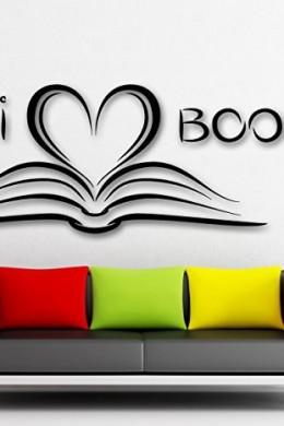 Me encantan los libros