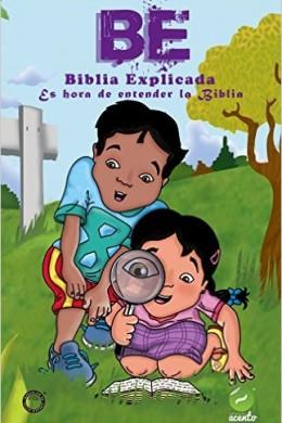 Biblia Explicada (BE) para niños